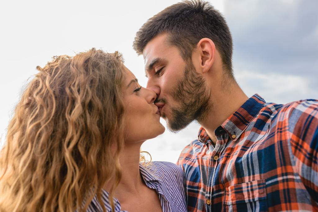 Strongest Weakest Point in Relationship Kissing Digivogue